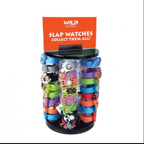 Recalled Wild Republic Slap Watches
