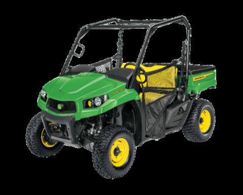 Recalled John Deere XUV590 Gator utility vehicle