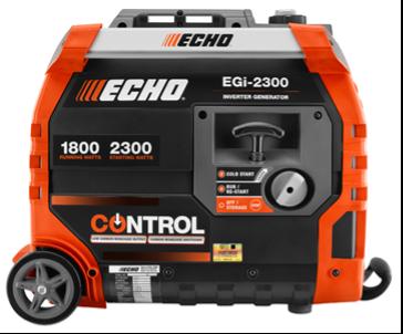 Recalled Echo 2300-Watt Generator