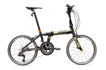 UltraOne and UltraX Folding Bicycles