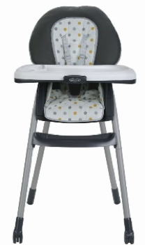 Graco Recalls Highchairs Due To Fall Hazard Sold