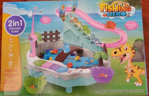 Blue Star Trading Recalls Children's Fishing Toy Games Due to Violation of Federal Lead Content Ban; Lead Poisoning Hazard; Sold Exclusively on Amazon.com - Recall Alert
