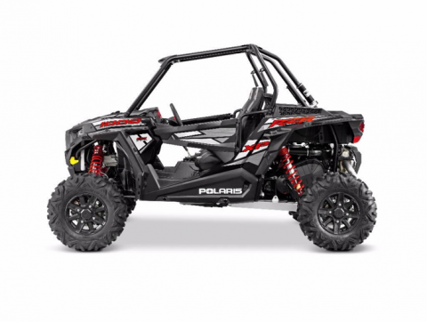 2014 RZR XP 1000 – Black Pearl