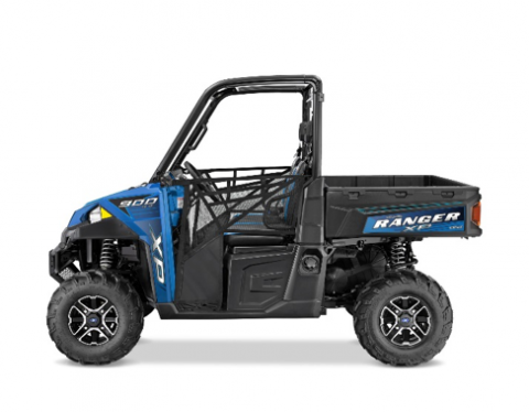 Polaris 2016 Ranger XP 900 in Velocity Blue