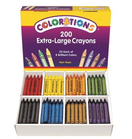 Discount School Supply Recalls Crayons