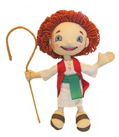 Parker Squared Recalls Shepherd Boy Plush Toys with Wire Shepherd's Staff Due to Laceration Hazard-Recall Alert