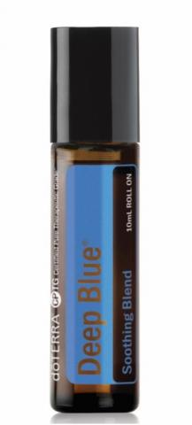 Recalled dōTERRA Deep Blue Essential Oil 10 mL