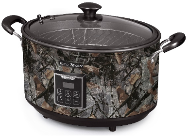 Recalled Presto Indoor Electric Smoker (Model Number: 0601405 (camouflage)