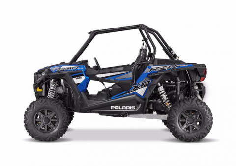 2016 RZR XP 1000 – Electric Blue Metallic