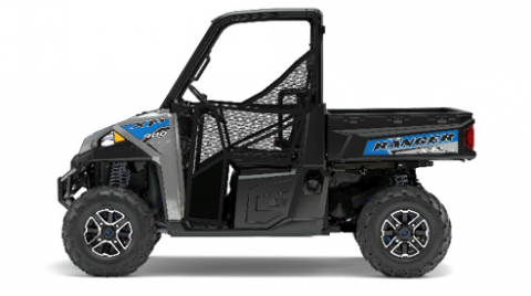 Polaris 2017 Ranger XP 900 in Silver Pearl