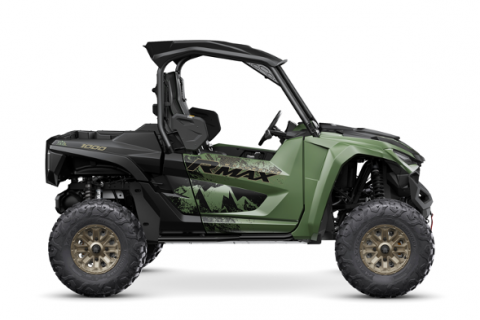Recalled 2021 Yamaha Wolverine RMAX4 1000 XT-R (Model YXF10WPZM)
