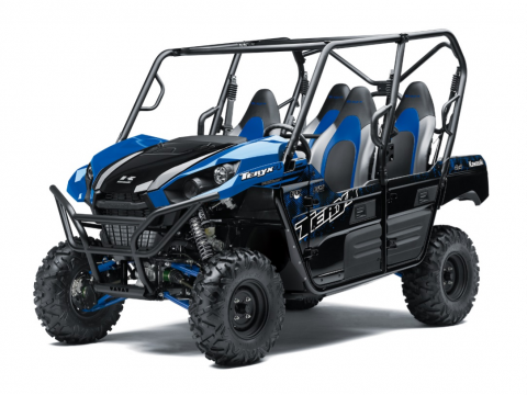 Recalled Model Year 2021 TERYX4 BLUE – Model KRT800F