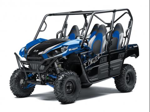Recalled Model Year 2021 TERYX4 BLUE – Model KRT800F