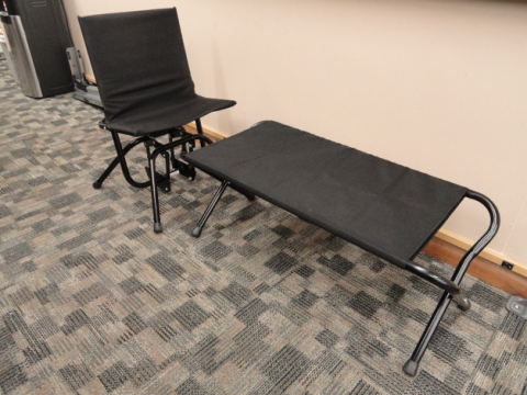 IntimateRider Chair and the RiderMate Bench