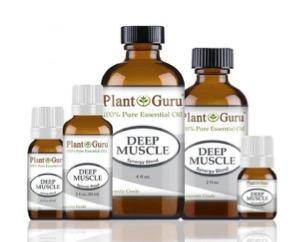 Recalled Deep Muscle Essential Oil Blend