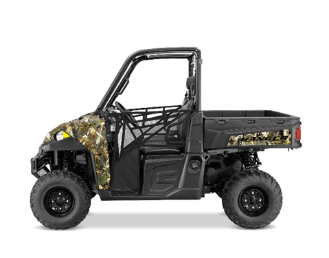 Polaris 2017 Ranger Crew XP 900 in Pursuit Camo