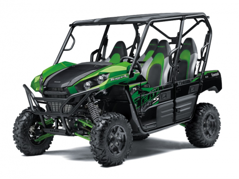 Recalled Model Year 2021 TERYX4 S LE GREEN – Model KRT800J