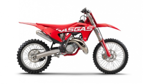 Recalled 2021 GASGAS MC 125 motorcycle