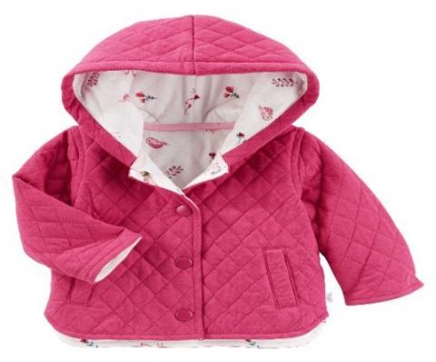 OshKosh Recalls Baby B'gosh Quilted Jacket