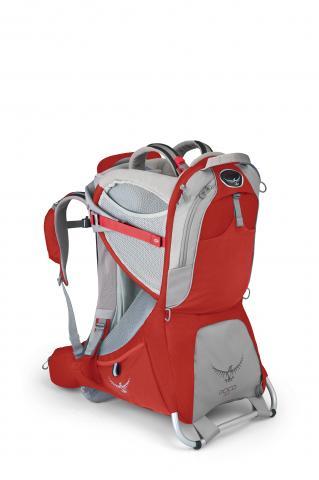 Recalled Osprey Backpack- Red