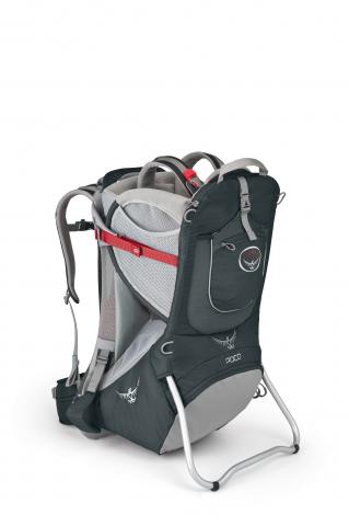 Recalled Osprey Backpack- Black