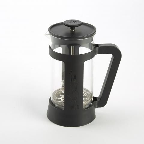 Bialetti coffee press in black