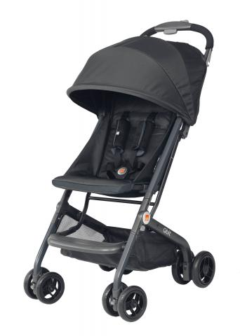 Recalled gb Qbit lightweight stroller in charcoal