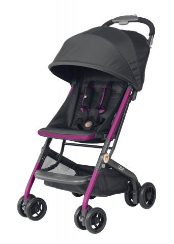 Recalled gb Qbit lightweight stroller in raspberry