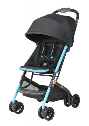 Recalled gb Qbit lightweight stroller in aqua