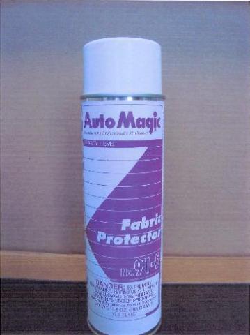 Auto Magic® Fabric Protector No. 91-S