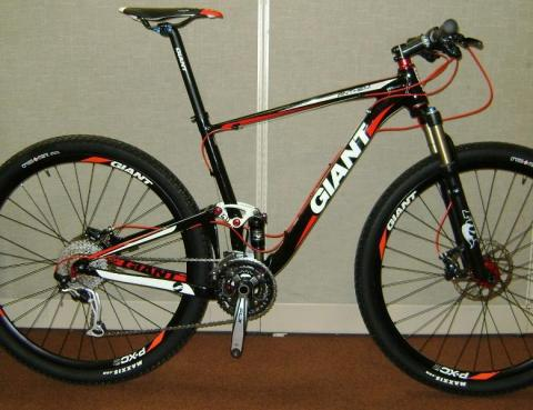 145c863170f Giant Recalls Anthem X 29er Bicycles Due to Fall Hazard | CPSC.gov