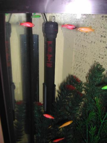 Aquarium Heaters Recalled
