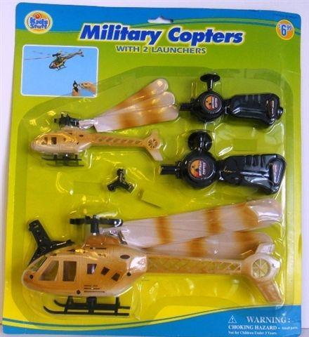 Excite USA toy military helicopters