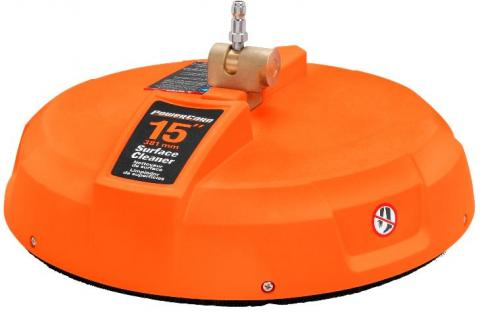 Powercare 15-inch surface cleaner