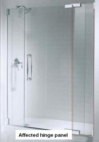 Kohler Co. Announces Recall of Shower Doors Due to Laceration Hazard ...