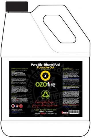 Fuel Barons Recalls Pourable Gel Fuels Due to Burn and Flash