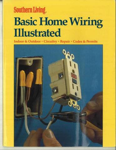 home improvement books recalled by oxmoor house due to faulty wiring rh cpsc gov House Wiring For Dummies wiring a home recording studio