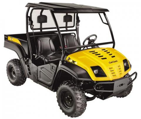 Cub Cadet Recalls Utility Vehicles Due to Risk of Loss of