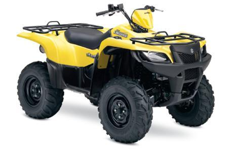 American Suzuki Motor Corp  Recalls KingQuad ATVs Due to