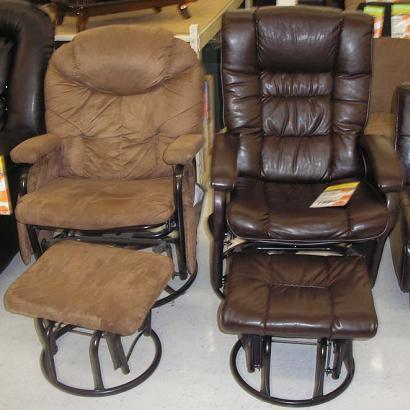 Big Lots Recalls Glider Recliners with Ottomans Due to ...