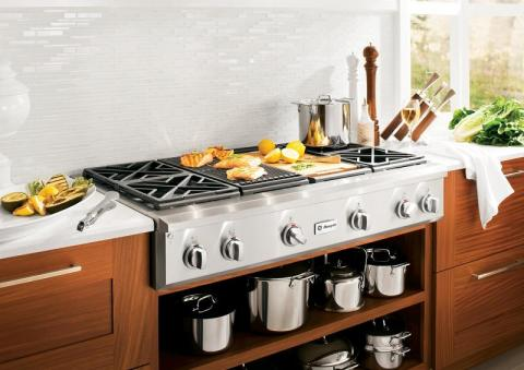 General Electric Recalls Gas Rangetop