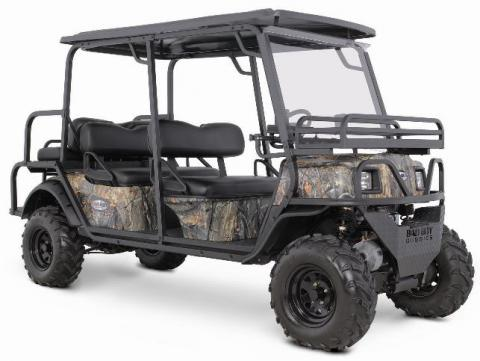 Bad Boy Buggy Safari Model