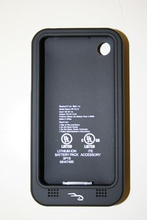Rocketfish Battery Case for iPhone 3G/3GS