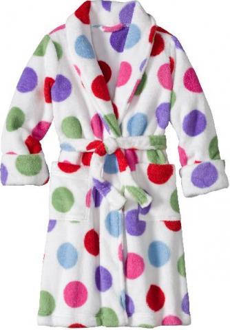 Child Fleece Robe