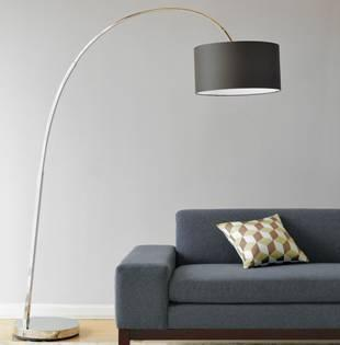 Overarching floor lamp recalled by west elm due to shock hazard overarching floor lamp aloadofball Image collections