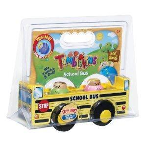 Tumblekins School Bus