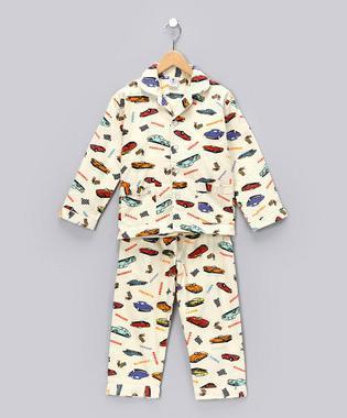 Papa Bear Loungeabouts Children's Pajamas