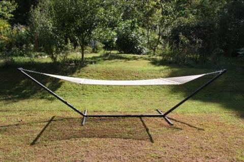 Twin Oaks hammock