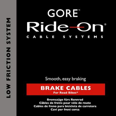 Gore Ride-On brake cables