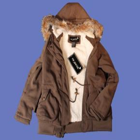 Recalled girls' jacket by Louise Paris